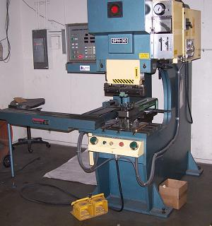 Amada SPH-30 Prototype Punch Press and Brake